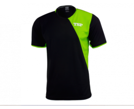 TSP / T-SHIRT TAMEO black/lime