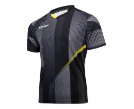 Victas / V-shirt 218 черно / жълто