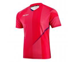 Victas / V-shirt 218 червено / синьо