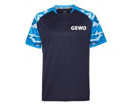Gewo / T-Shirt Riba Navy