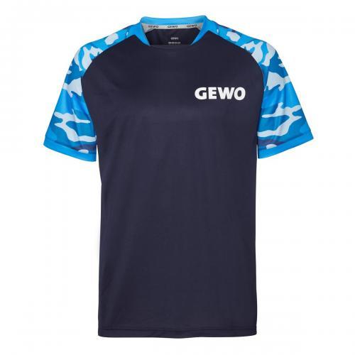 Gewo / Тениска Riba Синя