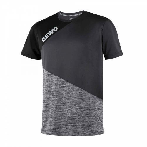 Gewo / Тениска Rossano Черна