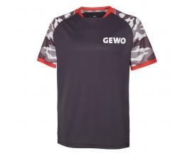 Gewo / T-Shirt Riba Rot