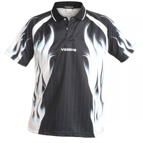 Yasaka / Shirt Aurora Black