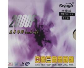 Sword / 2000F Backhand