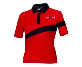 V-Ladyshirt 217 Дамска Тениска / Червена
